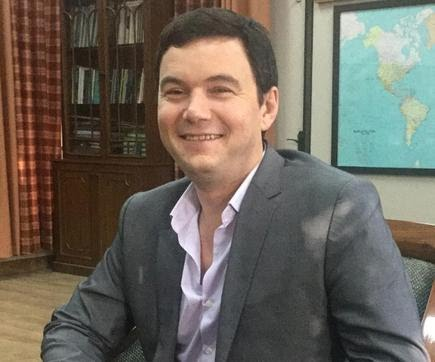 Thomas Piketty. File