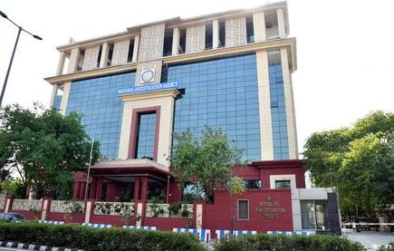 A view of National Investigation Agency (NIA), in New Delhi. File