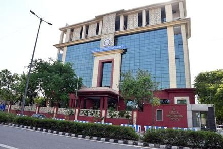 The National Investigation Agency office in New Delhi. File
