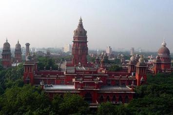Madras High Court. | File