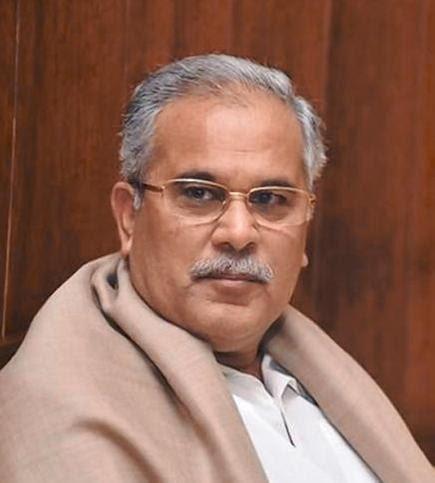 Chattisgarh Chief Minister Bhupesh Baghel.