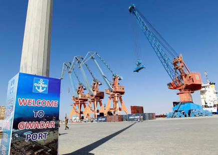 Sucide bombers targeted the convoy of Chinese nationals working in Gwadar port.